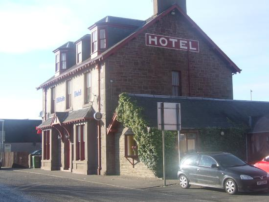 The Hillside Hotel