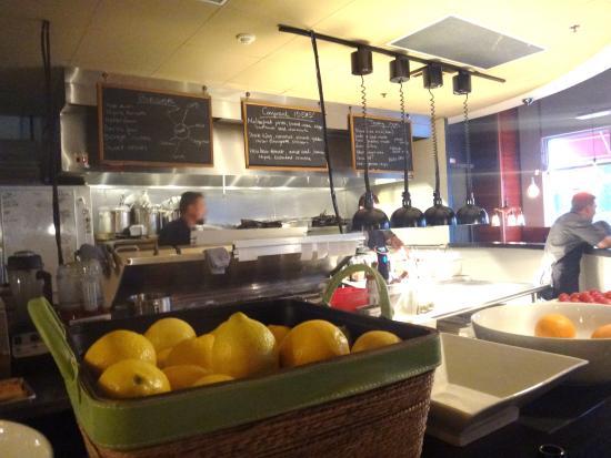 ZZest Market & Cafe: kitchen fun