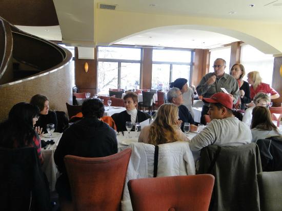 Restaurant L'academie: interior