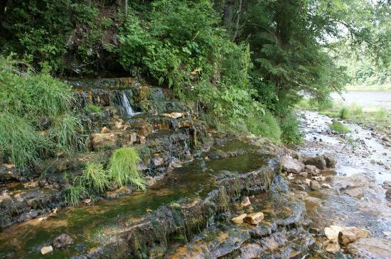Vishma, Russland: Река Понерётка