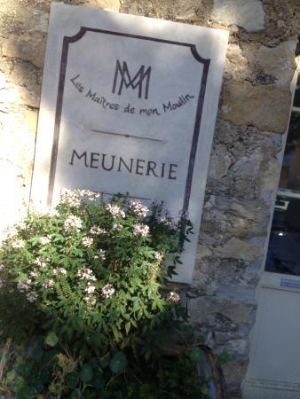 Les Maitres de Mon Moulin: LA MEUNERIE
