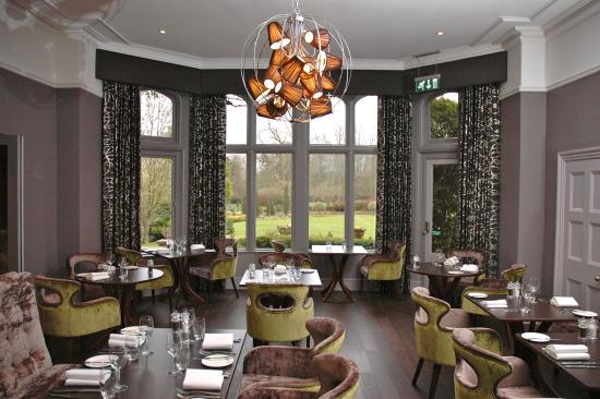 Homewood Park Hotel Spa Restaurant Picture
