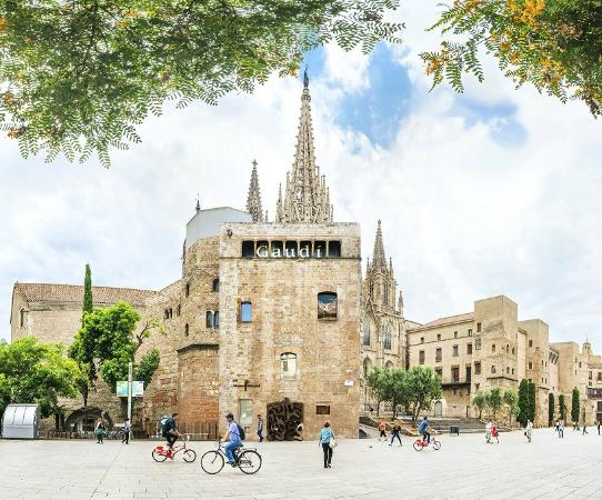 Gaudi Exhibition Center