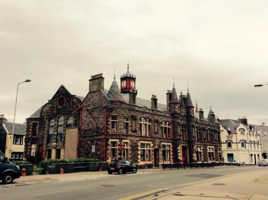 County Hotel: Stornoway Historical Society...a beautiful building