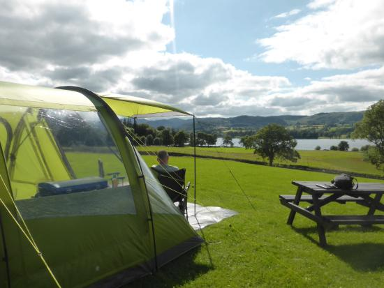 Howtown, UK: Peaceful Camping