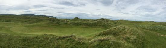 Machrihanish Dunes Golf Club: Brilliant day at Machrihanish Dunes. A must visit course.