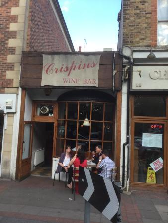 Crispin's Wine Bar