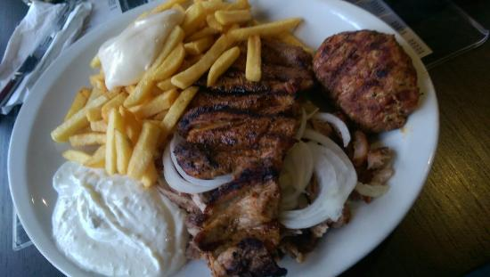 Stratos Imbiß-Restaurant