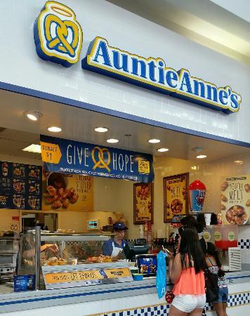 Auntie Anne S