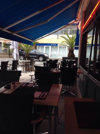 la terrasse obr zek za zen pizzeria vila roma arcachon tripadvisor. Black Bedroom Furniture Sets. Home Design Ideas