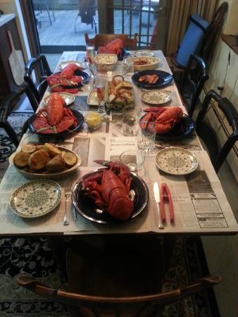 Nauset Fish & Lobster Pool