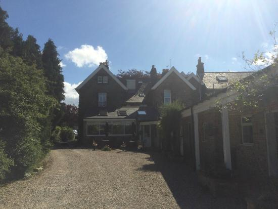 Netherby House: The hotel
