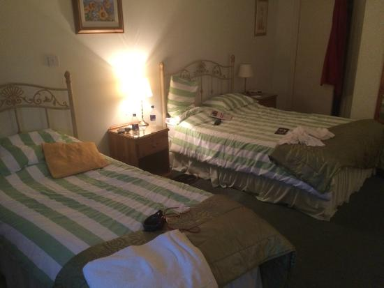 Netherby House: Room