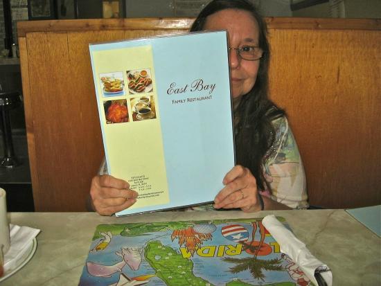 East Bay Family Restaurant Menu
