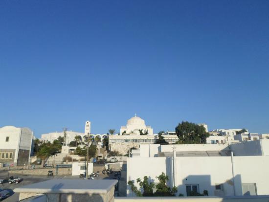 Villa Roussa: Vista de la terraza