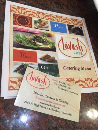 Lavash Cafe: Frendly stuff nice food and clean
