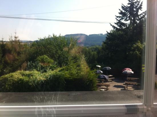 Wye Knot Inn: View from our window