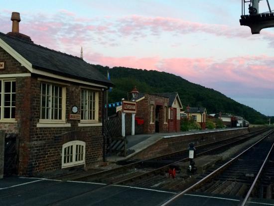Eastgate Cottages: Levisham Station