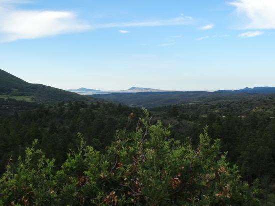 Cedar Rail RV Park & Campground: Views from Camp