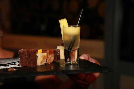 Cream : Party desserts!