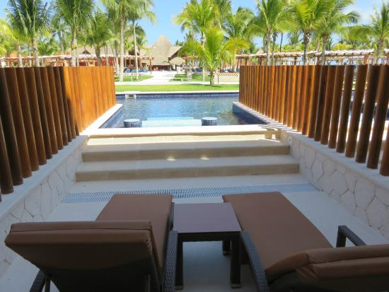 swim up junio suite pool picture of barcelo maya caribe puerto rh tripadvisor ca