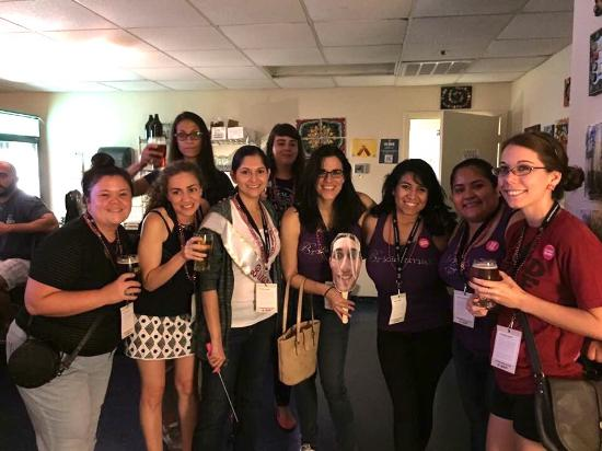The Brew Bus-South Florida: Bachelorette party at Due South