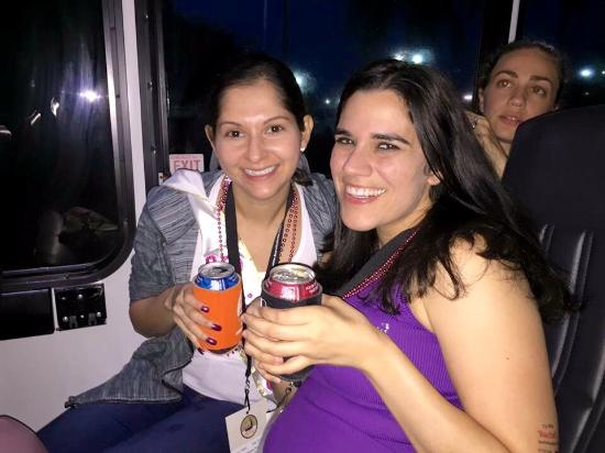 The Brew Bus-South Florida: On the bus