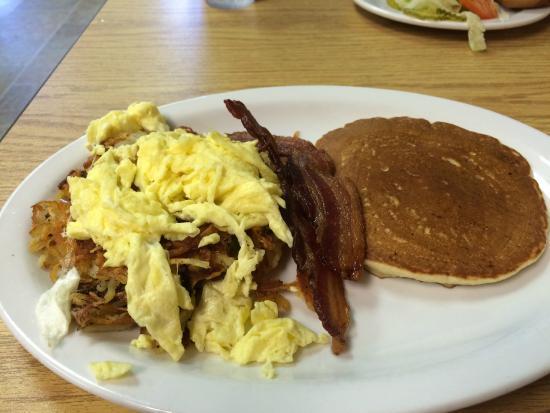 The Flipping Egg: Texas Hash