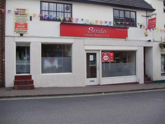 Sizzler Indian Restaurant: Sizzler Bridge Street Leighton Buzzard