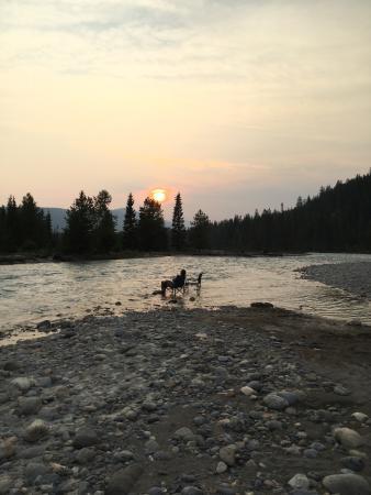Golden, Canada: Relax.