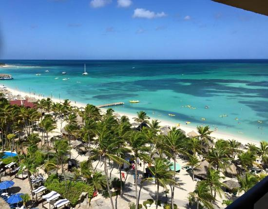 Barcelo Aruba Royal Club Room View