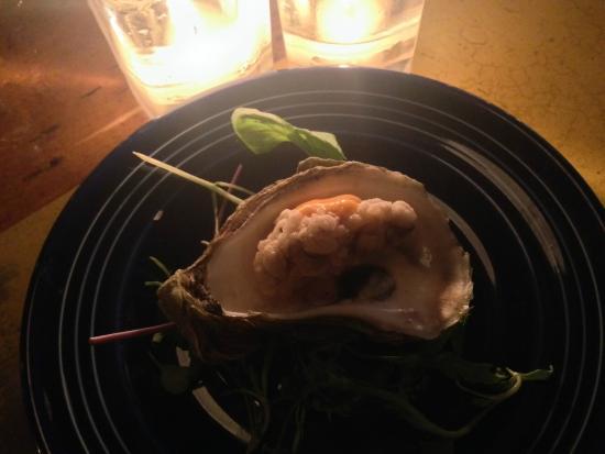 Edna Restaurant: Fried oyster.
