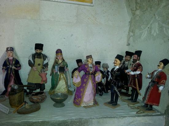 Kapadokya Sanat ve Tarih Müzesi - Picture of Cappadocia ...