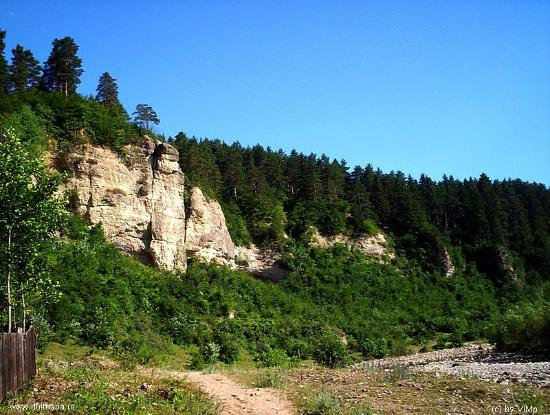 Dofteana, Romania: Cracked Ravine