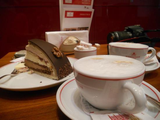Кафе тортик