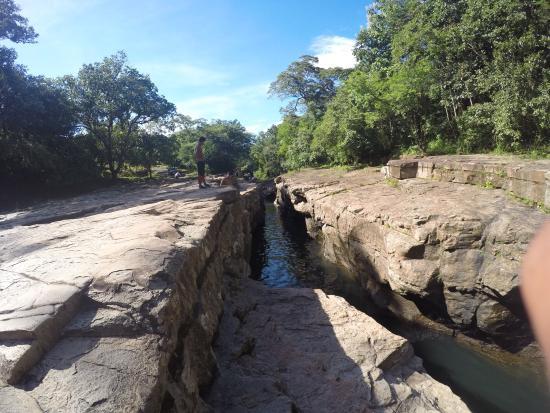 Los Cangilones de Gualaca照片