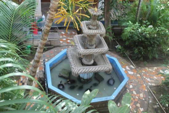 Hotel Cocibolca: Interior