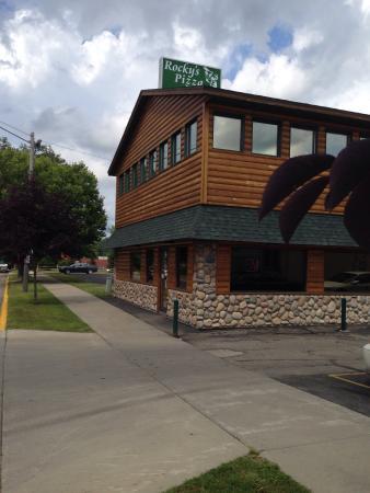 Rocky S Pizza Park Rapids Menu Prices Restaurant Reviews Tripadvisor