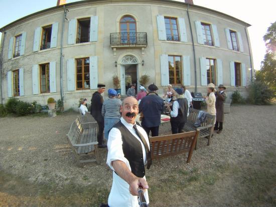 Chateau Charly: Ronne Tartine