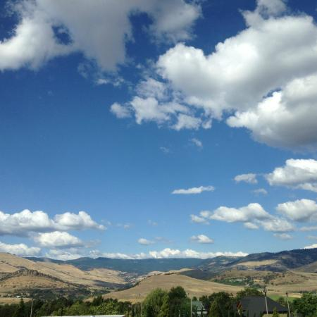 Holiday Inn Express Ashland : View From Our Room