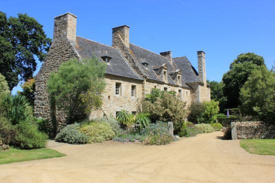 Le manoir photo de le jardin du pellinec penvenan - Jardin du pellinec ...