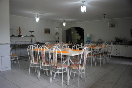 Sao Jeronimo da Serra, PR: Sala de refeições
