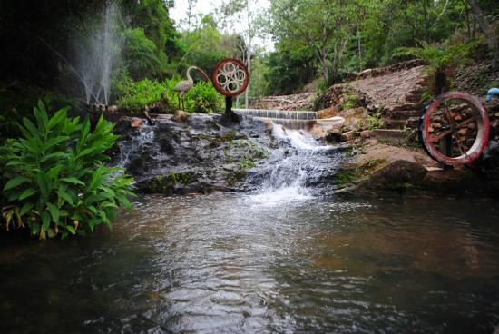 Sao Jeronimo da Serra, PR: Cascatas