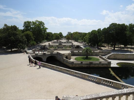 jardin de la fontaine picture of jardins de la fontaine nimes tripadvisor. Black Bedroom Furniture Sets. Home Design Ideas