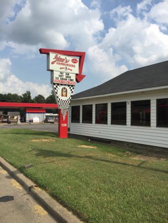Gino S Hamburgers In Greenville Ms Yummy
