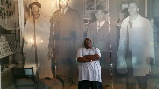 International Civil Rights Center & Museum: Excellent learning experience