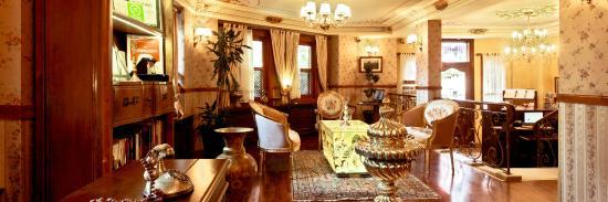 Dersaadet Hotel Istanbul: Lobby Lounge