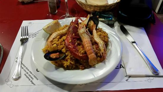 Ebano restaurante