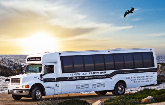 Monterey Guided Wine Tours: Monterey Wineries Tour