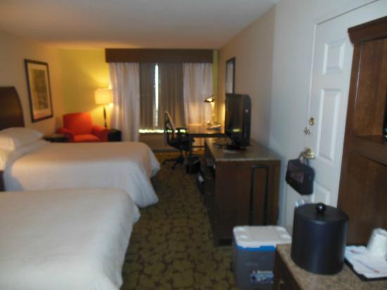 Hilton Garden Inn Hoffman Estates: Our place, 305.